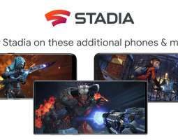Google Stadia available on some Samsung, Razer and Asus phones