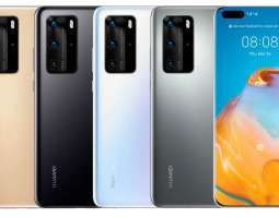 Huawei officially presented P40, P40 Pro and P40 Pro+
