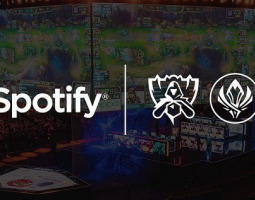 Spotify has released the official anthem of League of Legends game