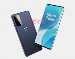 Design of OnePlus 9 Pro leaks to the Internet