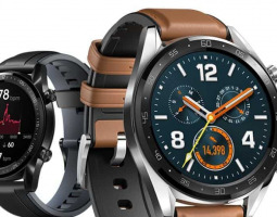 Smartwatches produced by Huawei will handle external applications