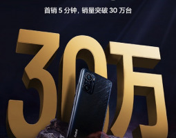 Xiaomi has sold over 300 000 of Redmi K40 units in five minutes