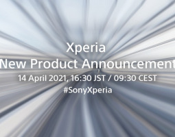 Sony will present the new smartphones from the Xperia series on 14th of April
