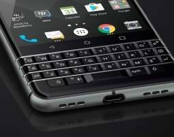 BlackBerry KEYone officially announced on MWC
