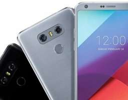 As expected: LG officially revealed G6 on MWC