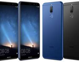 Lite version of Huawei Mate 10 in details