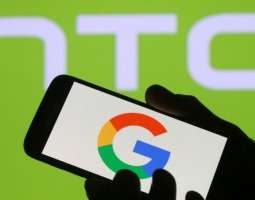 Google reached an agreement with HTC