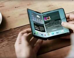 Samsung's bendable phone will be released in next year