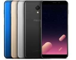 Meizu M6s officially presented