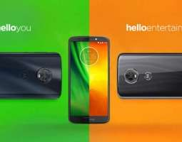 6 new devices produced by Motorola come to the market
