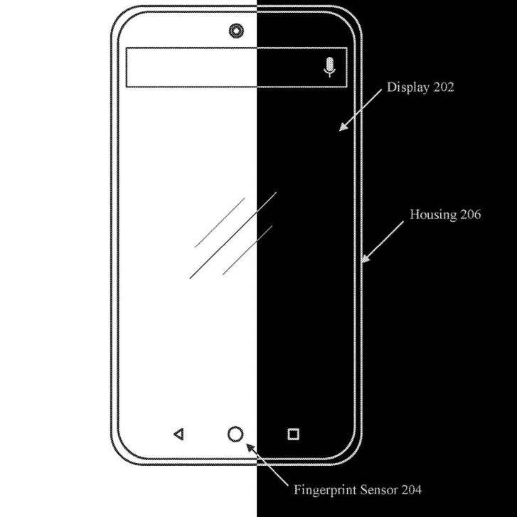 New Essential Phone may have front camera located under display