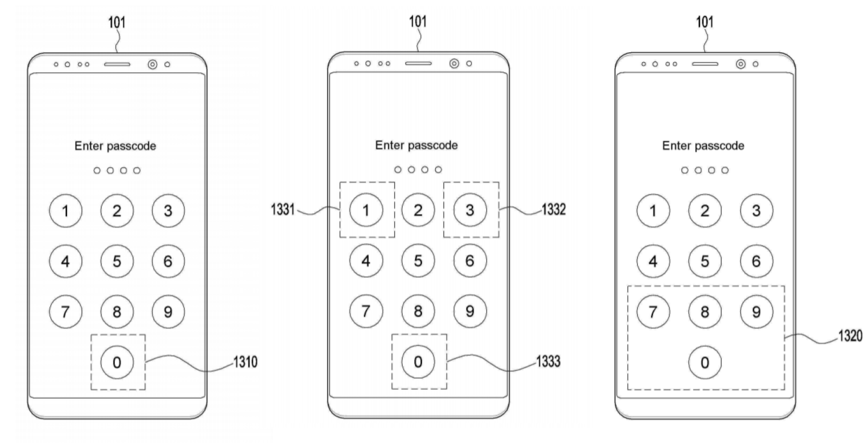 Samsung's phones will check your fingerprint during entering PIN