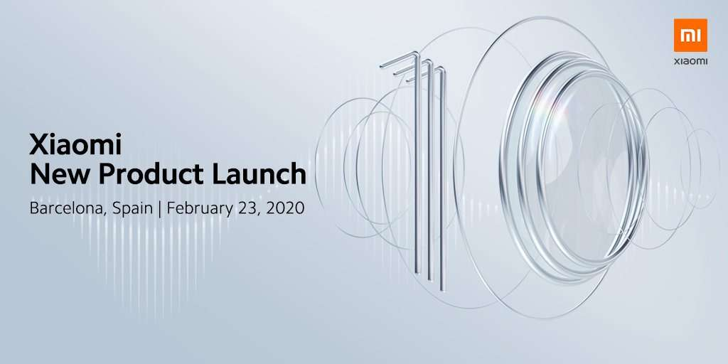 Mi 10 series developed by Xiaomi will be presented on 23th of February