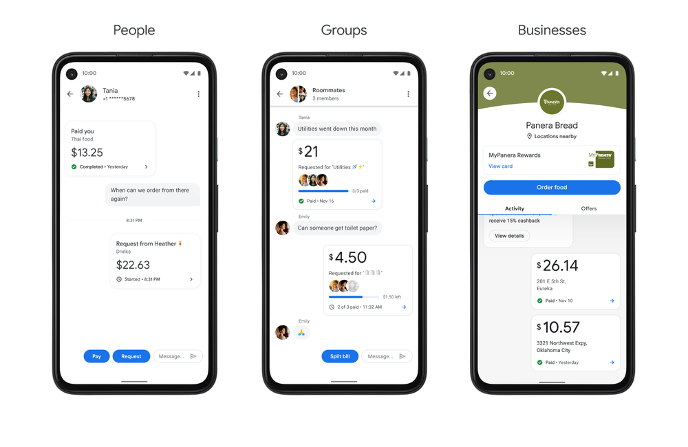 Google is introducing major changes to Google Pay