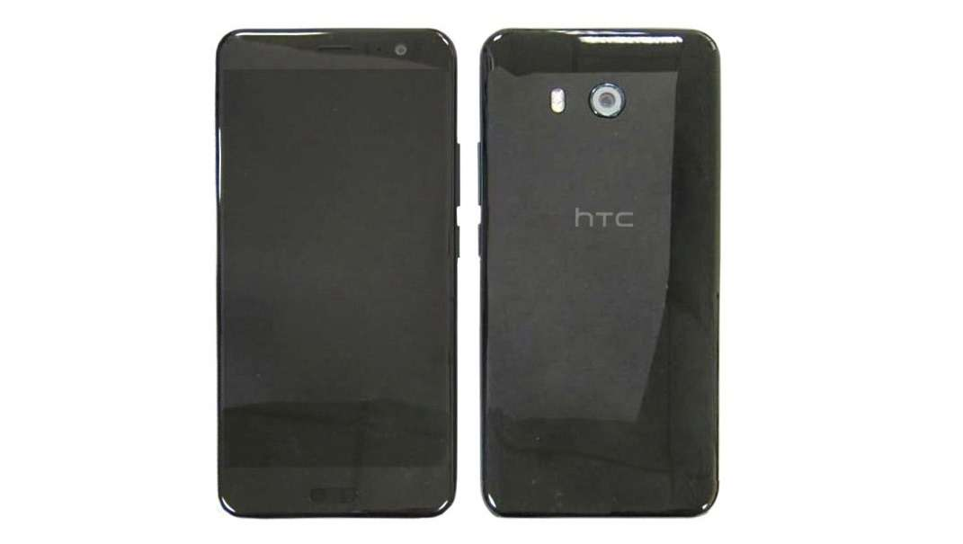 Photos of HTC U leaked