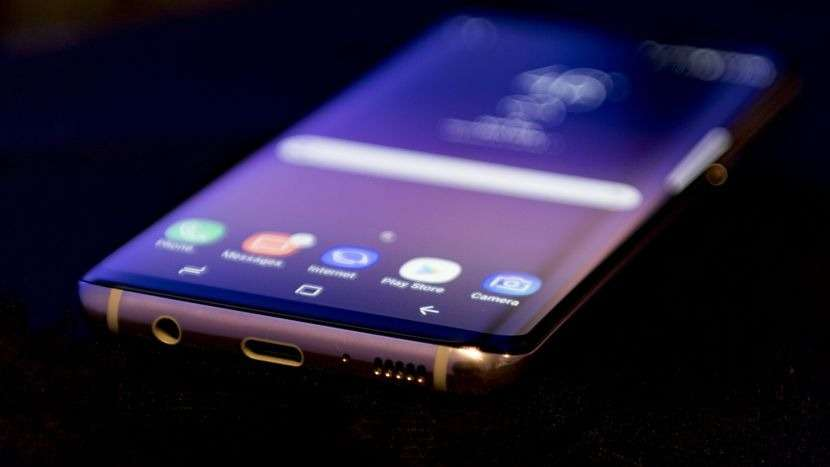Samsung sold 5 milion copies of Galaxy S8