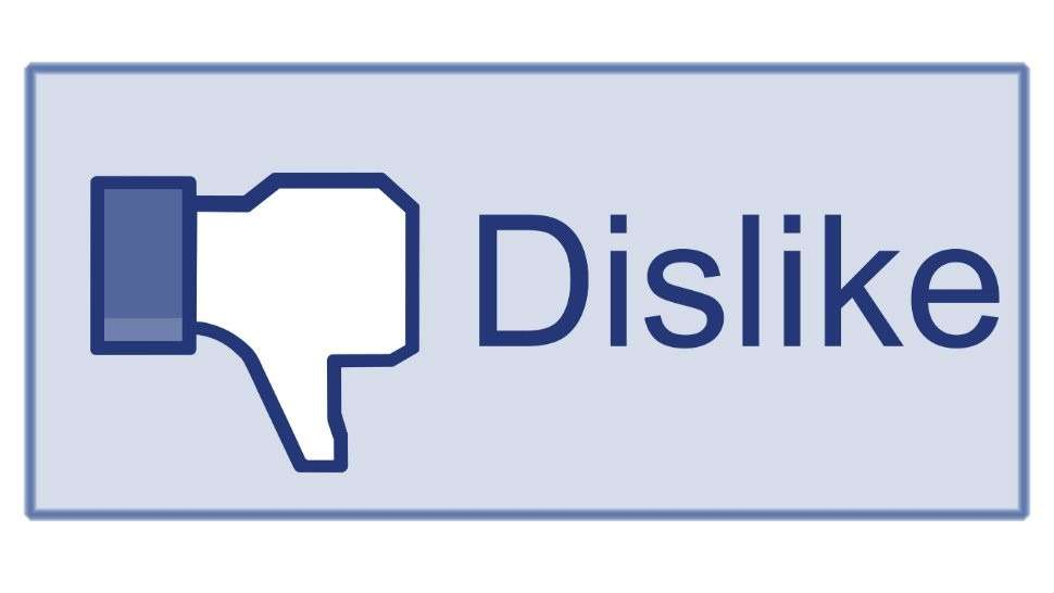 Facebook begins tests of downvote function