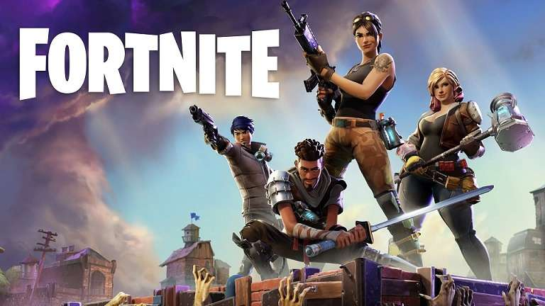 Fortnite comes to the smartphones