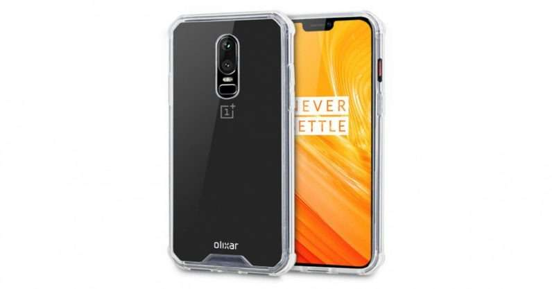 Specs of OnePlus 6 released by a case maker